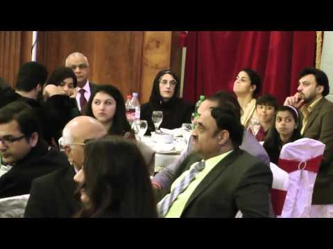 Habib Jan Baloch blast on Media in International Media Conference London