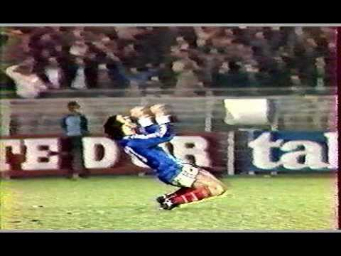 41 buts de Platini en Equipe de France