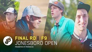 2017 Jonesboro Open | Final Round, Front 9 | Wysocki, Lizotte, McCray, Dickerson