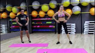 3 МЕСЯЦ Fitberry - ФИТНЕС ДОМА - жиросжисжигающая табата тренировка