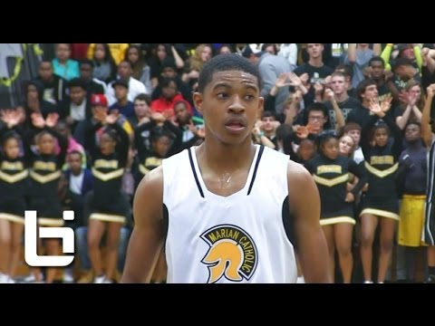5'9 Tyler Ulis Can't Be Stopped! Kentucky Bound Point Guard Has Sick GAME!