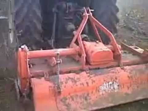 Open Chellenge Demo Between Fieldking   Shaktiman Rotavator 3gp   Youtube video