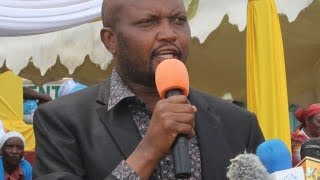 Moses Kuria calls for Raila's assassination