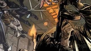 Golden Age Comic: Jonathan Ross Exclusive