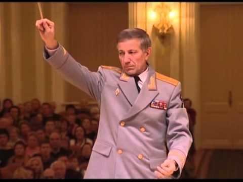 Центральный военный оркестр МО РФ - В. Халилов. Марш - Юнкер