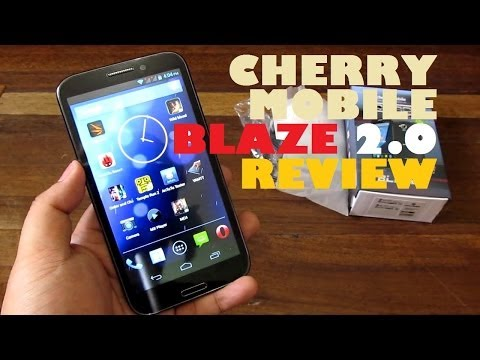 Cherry Mobile Blaze 2.0 Review - 5.7