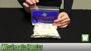 Winchester Ammo 38 Special Unprimed Brass Handgun Shell Cases Per 100 WSC38SU Unboxing