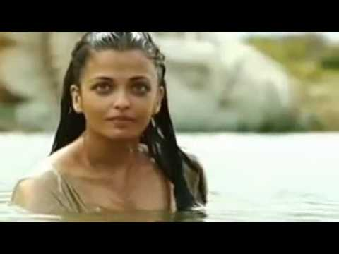Aishwarya Rai Wet Sexy  Clip video