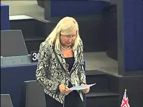 More taxpayers money for EU foreign service - Marta Andreasen MEP