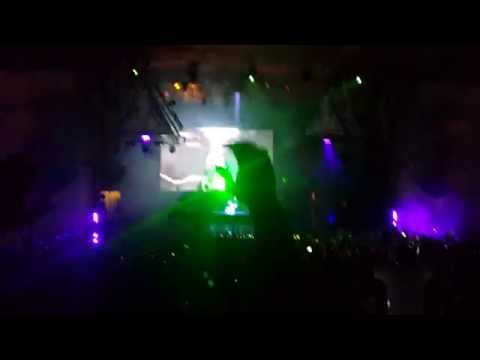 Dash Berlin live Life in Color El Salvador