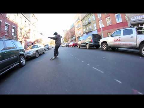 Bustin Longboards NYC Presents The Maestro Mini 32