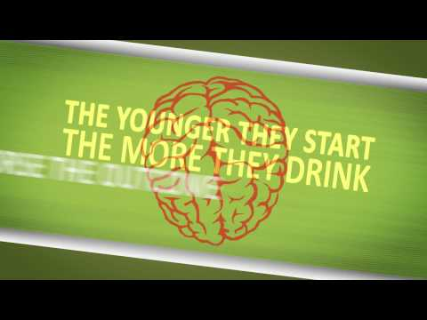 Impact of binge drinking on teen brain development