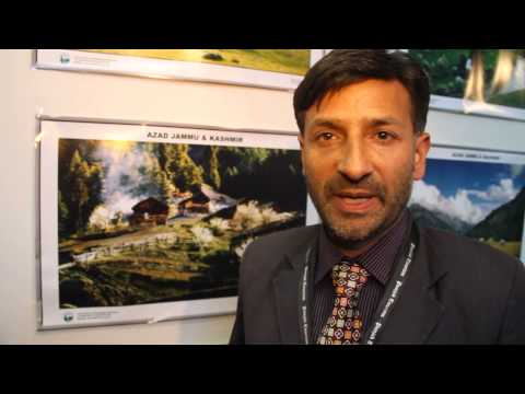 AJK Tourism Department Muzaffarabad Tourism Expo 19-20 april 2014 Expo Centre Lahore Pakistan