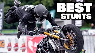 Best Stunts Compilation  Stunters Battle 2017