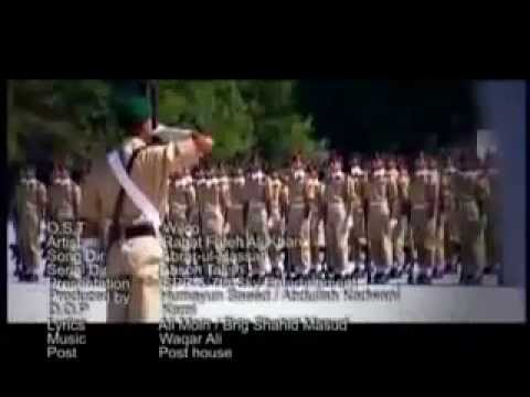 Dharti Dharti Apni Maa - Men In Khaki video