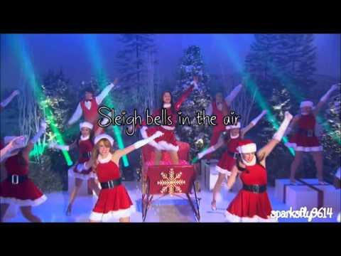 Zendaya Coleman - Shake it Santa (Lyrics)