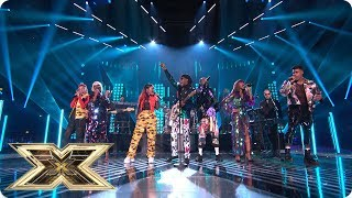 Nile Rodgers And Chic Funk Up The Final Final The X Factor Uk 2018