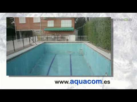 Aquacom saneamientos construccion y mantenimiento de for Piscina moralzarzal