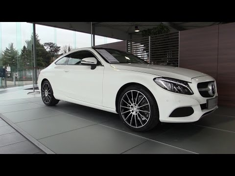 Mercedes-Benz C Class Coupe 2016 In Depth Review Interior Exterior