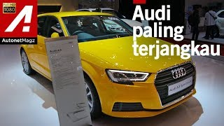 Audi A3 Sportback First Impression Review by AutonetMagz