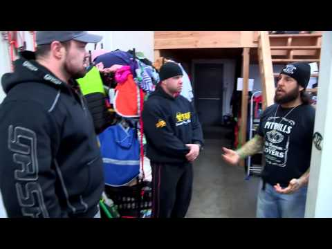 Pit Bull Rescue Visit - MUTANT visits New York Bully Crew