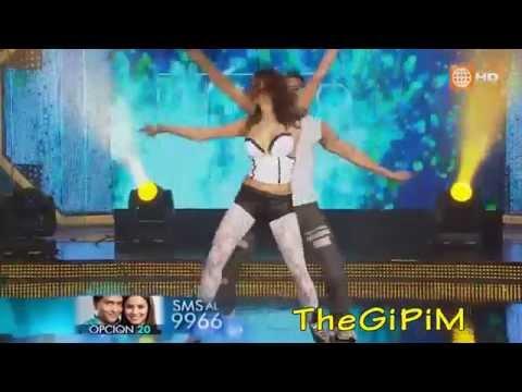 MARICIELO EFFIO : BOOM BOOM ( HD ) - FINAL Reyes del Show 2011 - 17/12/2011wmv