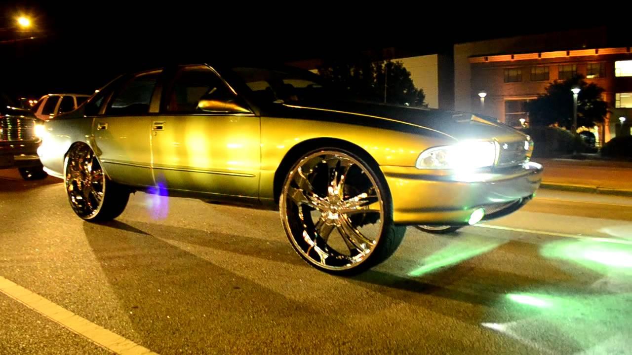 U0026 39 96 Impala Ss On 28 U0026quot  Dub Swagger