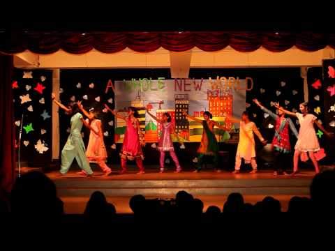 Sb Graduation Weekend 2012 Radha Kaise Na Jale video