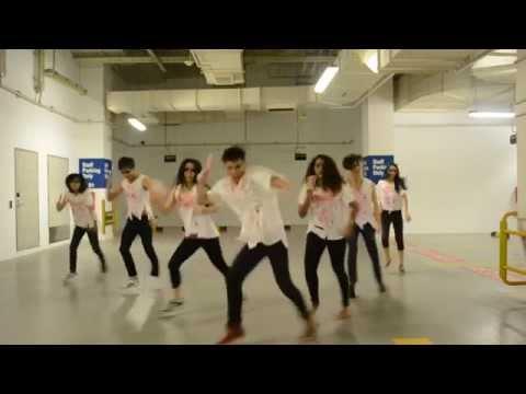 SMU Creative Thinking - Chombie Music Video (Zombie Dance Version)