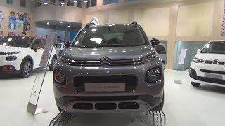 Citroën C3 Aircross Feel BlueHDi 120 S&S BVM6 (2018) Exterior and Interior