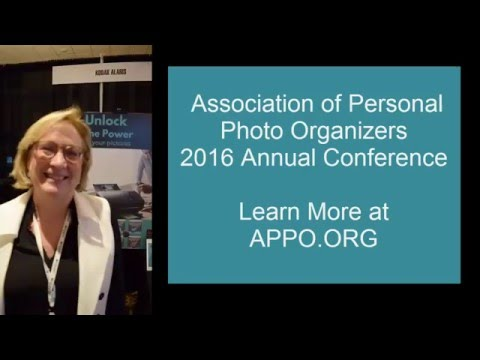 Real People, Real Stories- Association of Personal Photo Organizers