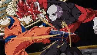 Goku New form vs Jiren (Dragon Ball Super Episode 109/110)