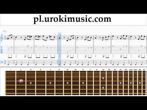 Nauka Gry Na Gitarze Beethoven - Für Elise Nuty Poradnik Część 2 Um-b463