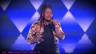 The Voice Uk | Nyema Kalfon | Answerphone ♫