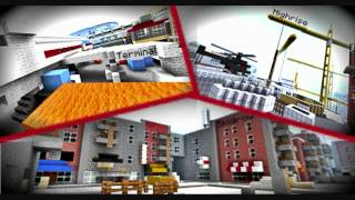 Minecraft MW2 Map Pack - (Download in description)