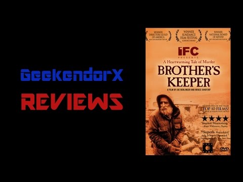 Gx Reviews: Brother's Keeper