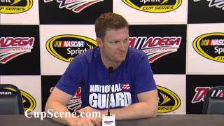 NASCAR at Talladega, May 2013: Sprint Cup Pre-race, Dale Earnhardt Jr.