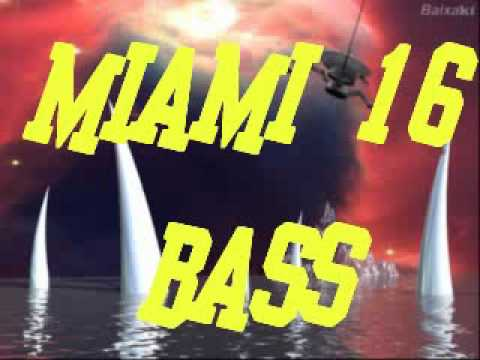 MIAMI BASS MEGAMIX 16 - SEQUÊNCIA DE FUNK DA ANTIGA - DJ TONY Music Videos