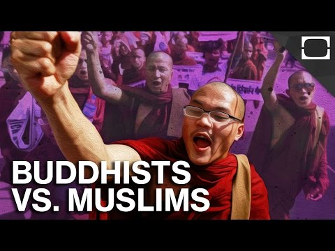 Buddhists Are Killing Muslims In Myanmar