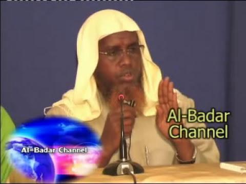 SU'AALO IYO JAWAABO CUSUB SH MAXAMED CABDI UMAL XAFIDUHULLAH