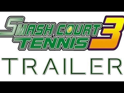 PSP-Smash Court テニス 3 Trailer