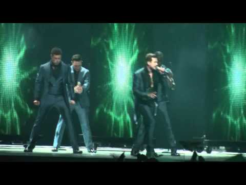 Blue - I Can - Eurovision Jury Finale Performance 2011