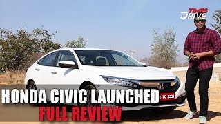 Honda Civic launched in India | Price, specifications, features and more | The Kranti Sambhav review