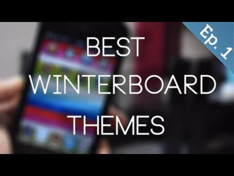 Top Best Winterboard Themes for iPhone. iPod Touch and iPad iOS 6 - Ep. 1