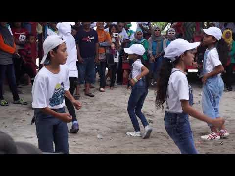 Kontes Goyang Nona Kairatu Memperingati HLN ke 72