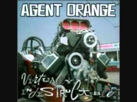 Agent Orange - Broken Dreams