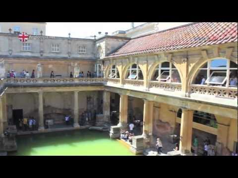Travels in Britain - Episode 2 - Exploring Georgian Bath