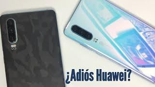 Reaccionando - HUAWEI sin Android