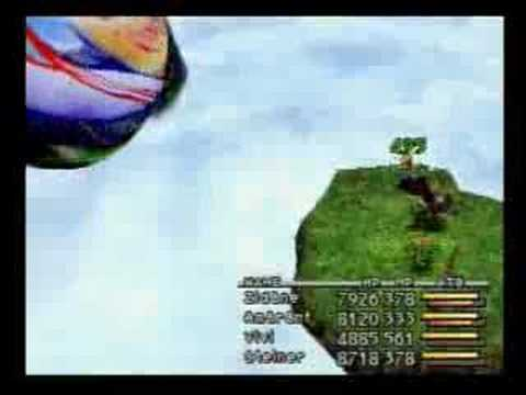 Final Fantasy IX Ozma Fight