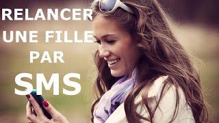 Comment relancer une fille par SMS : 4 exemples qui marchent !